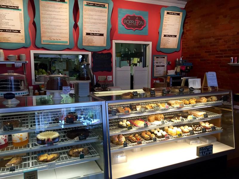 Poppleton's Bakery Cafe