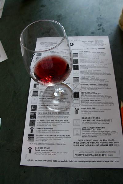 Heron Hill Winery