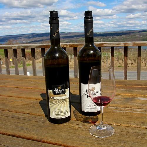 Dr Konstantin Frank Vinifera Wine Cellers