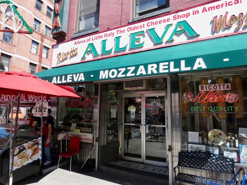 Alleva, Little Italy