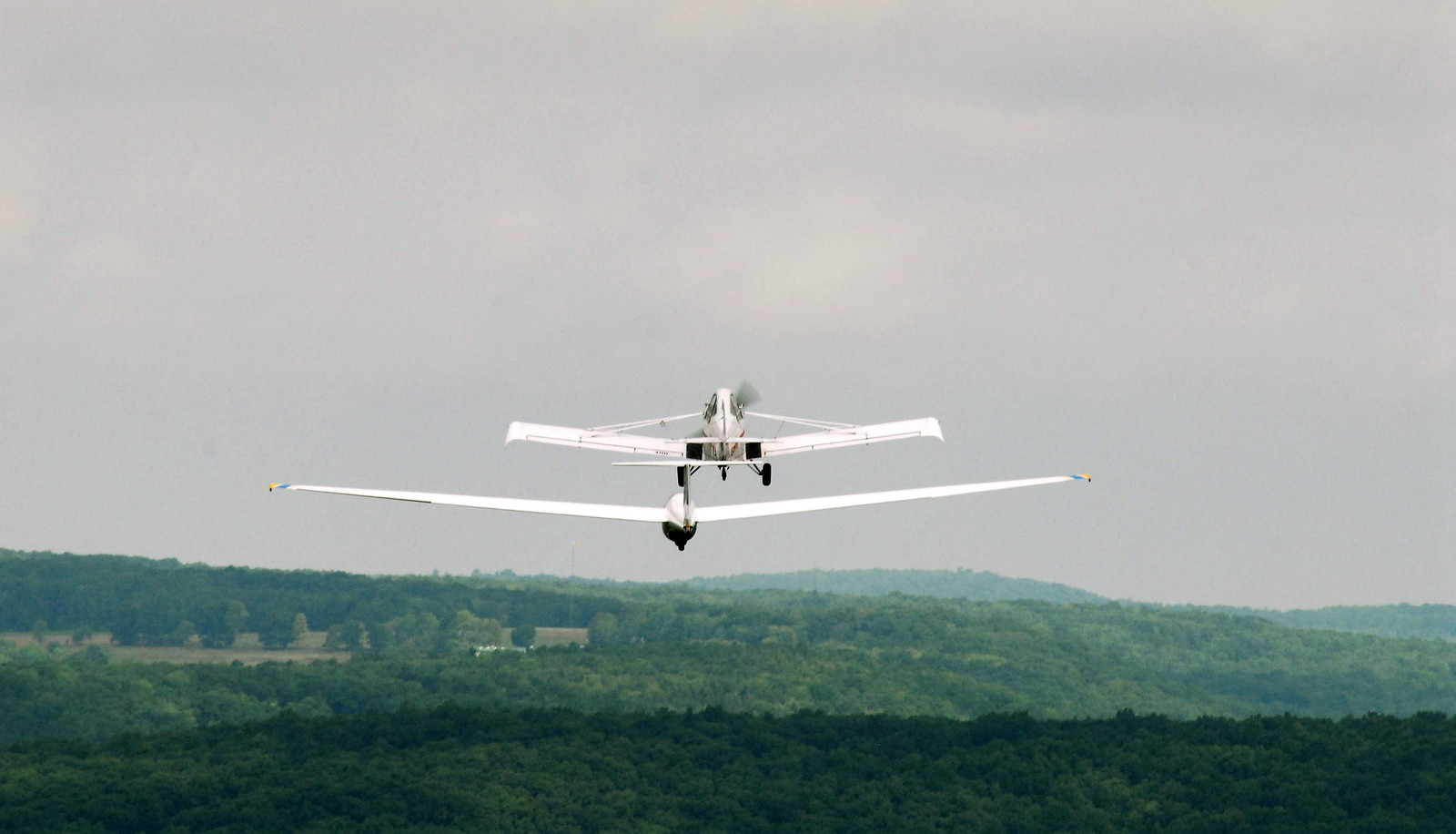 Finger Lakes Glider Plane Ride: Soaring at Harris Hill