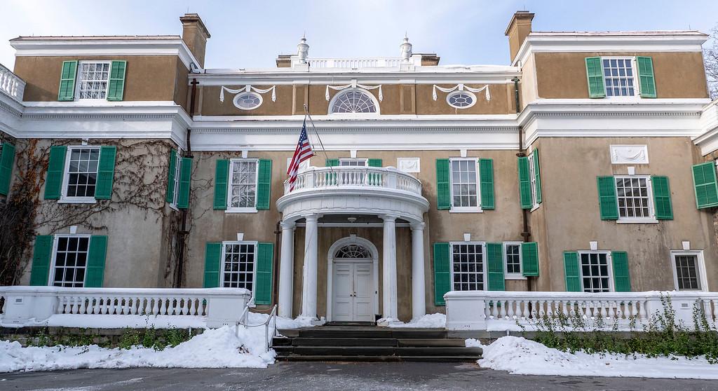 Home of Franklin D. Roosevelt National Historic Site - Springwood