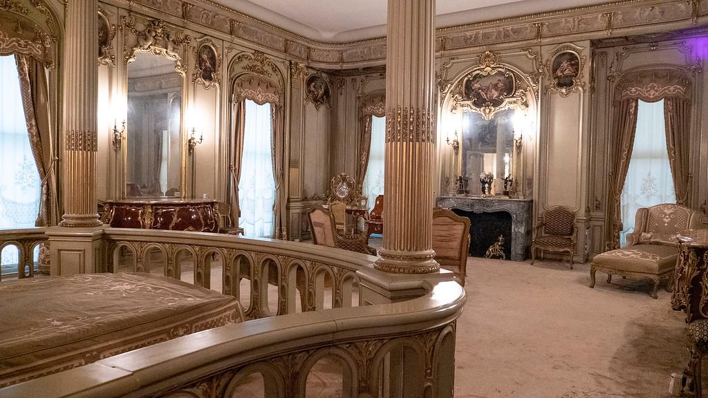 New York mansion tours - Vanderbilt Mansion