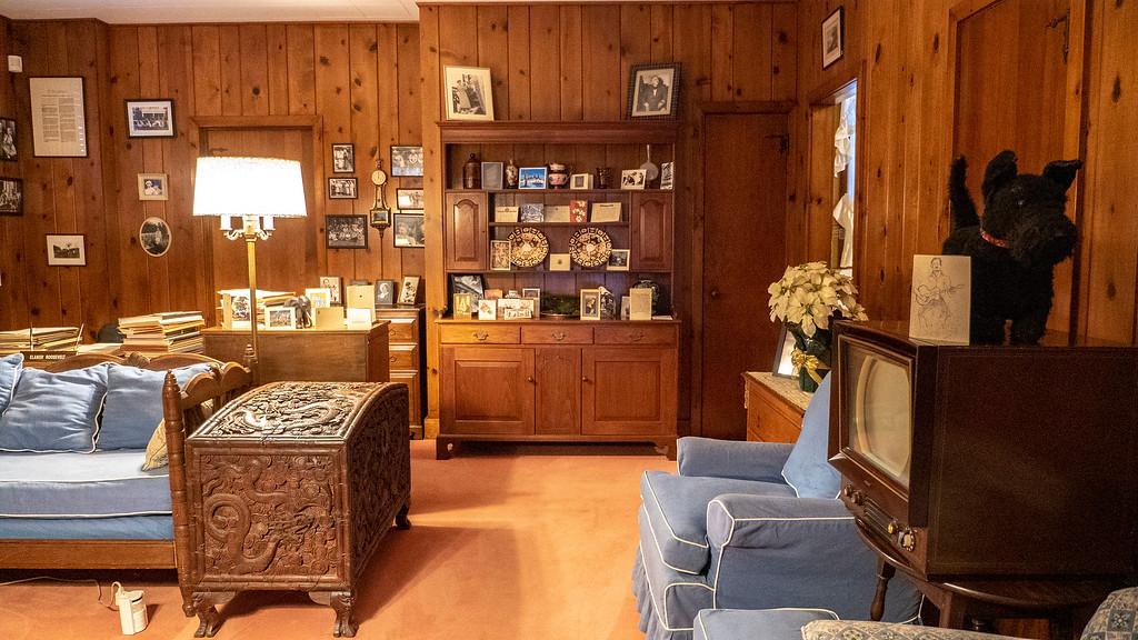 Eleanor Roosevelt National Historic Site - Val-Kill Cottage
