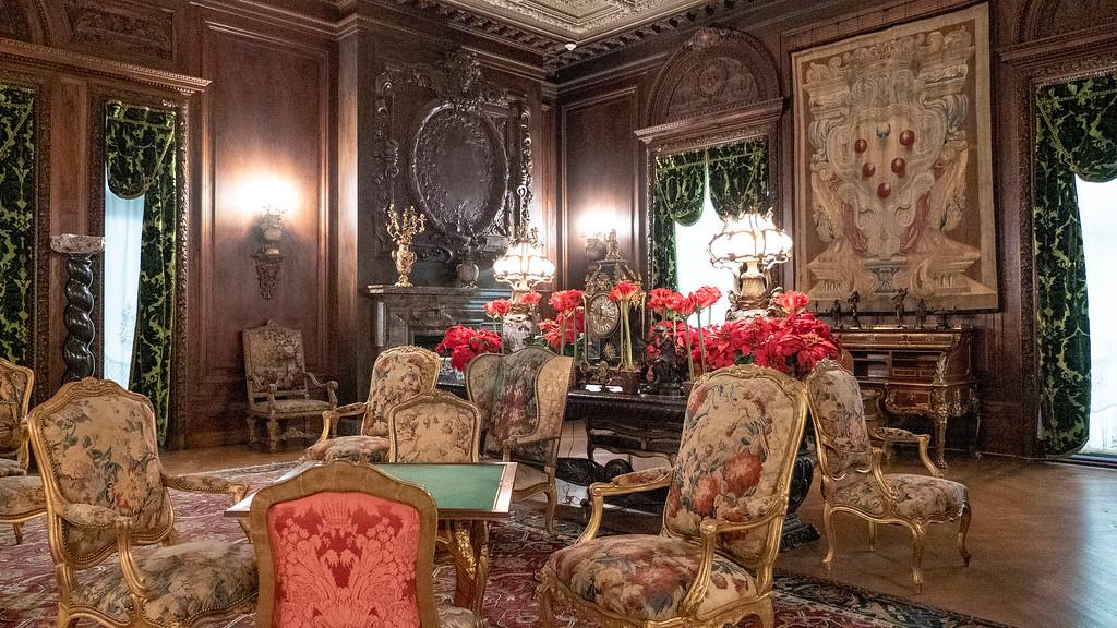 Hudson Valley mansions - Vanderbilt Mansion in Dutchess County
