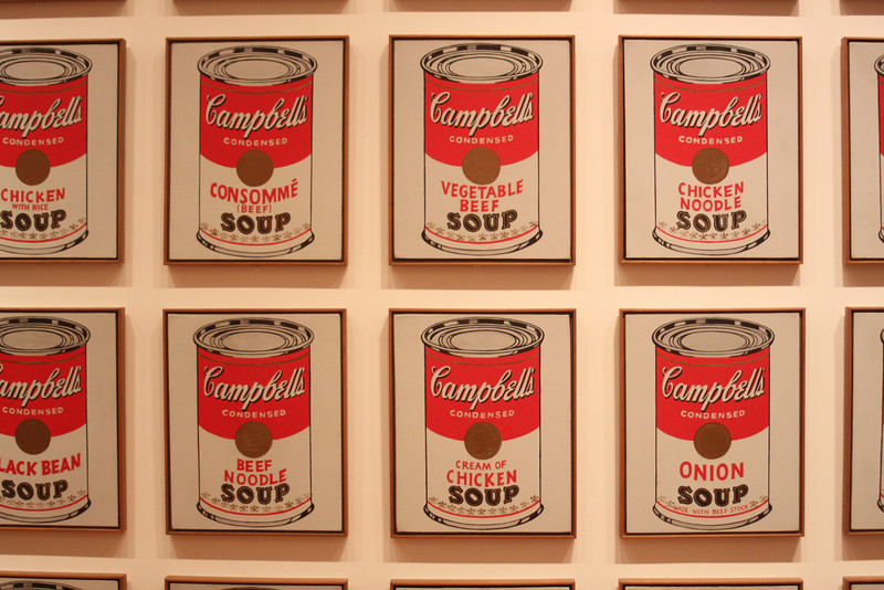 Warhol - Museum of Modern Art