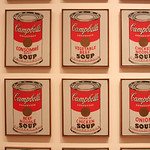 Warhol's Soup at the MOMA – New York City – Daily Photo