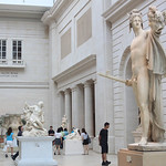 Perseus and Medusa at the Met – New York City – Daily Photo