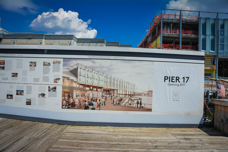 south street seaport renovation