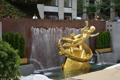 Prometheus Rockefeller Plaza