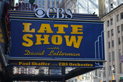 Home of The Late Show