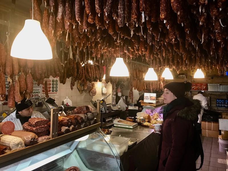 Calabria's Pork Store