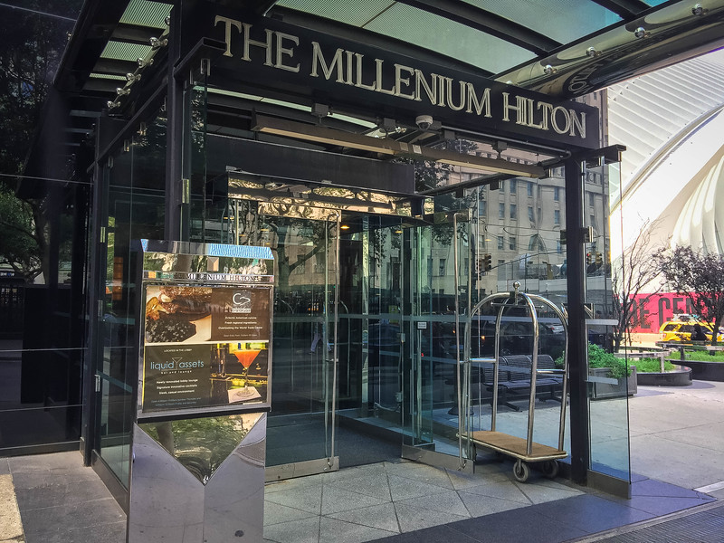 millenium hilton new york city