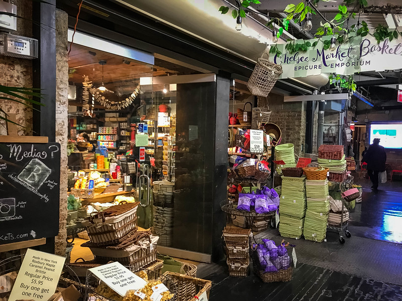 chelsea market tour new york city