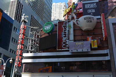 Hershey's Chocolate World in Times Square