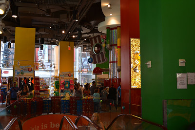 M&M World in Times Square 2