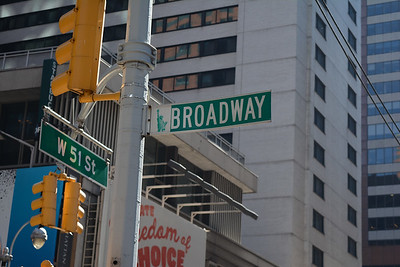 Broadway - New York City