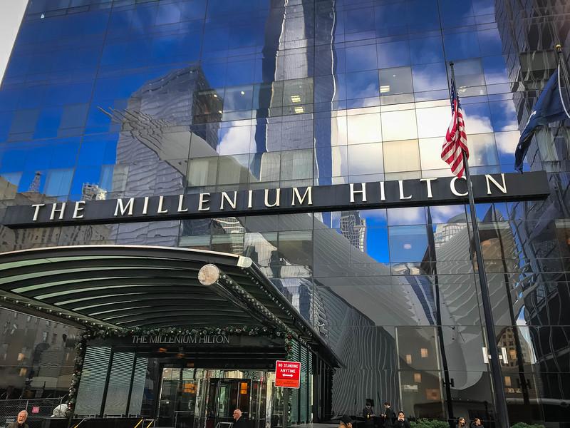 millenium hilton