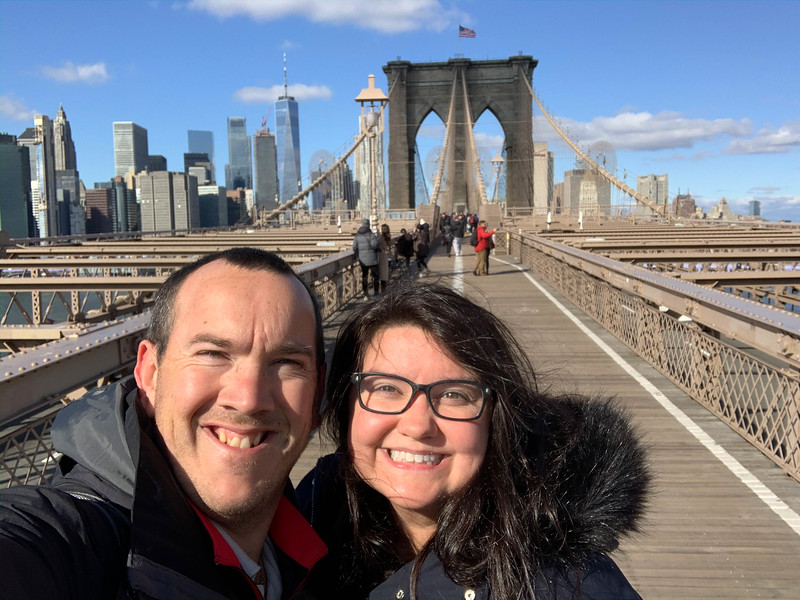 walk from manhattan to brooklyn across brooklyn bridge