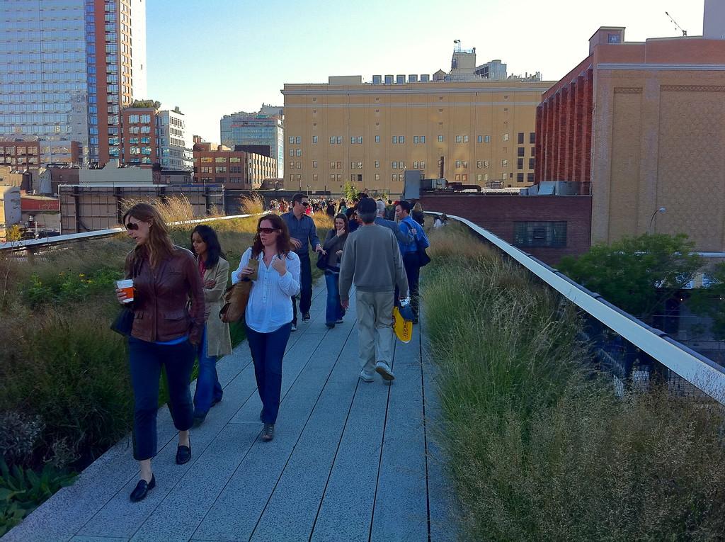 High Line Park - New York City
