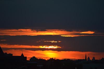 Gorgeous Sunset 5