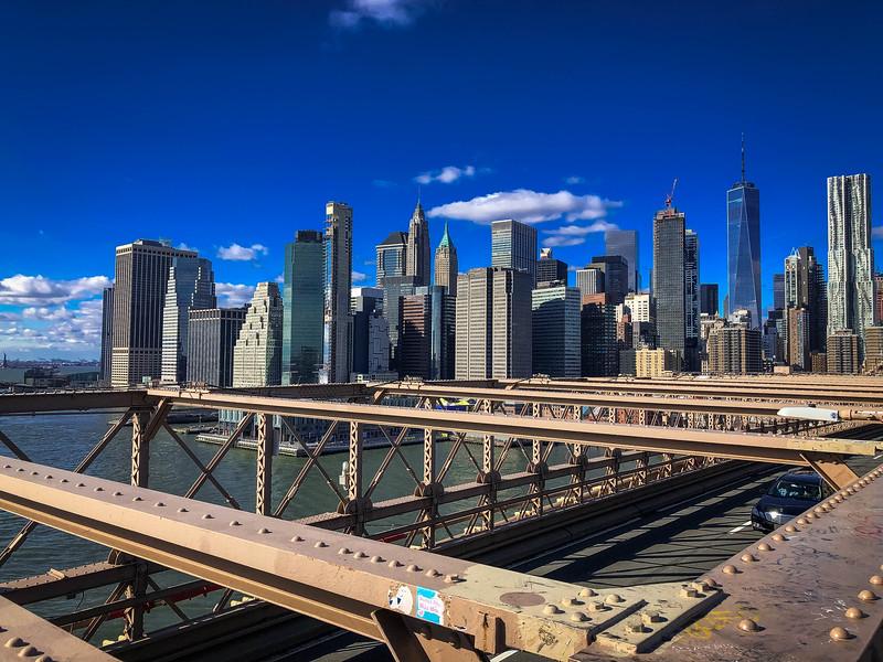 manhattan to brooklyn views