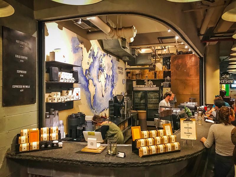 ninth street espresso chelsea market