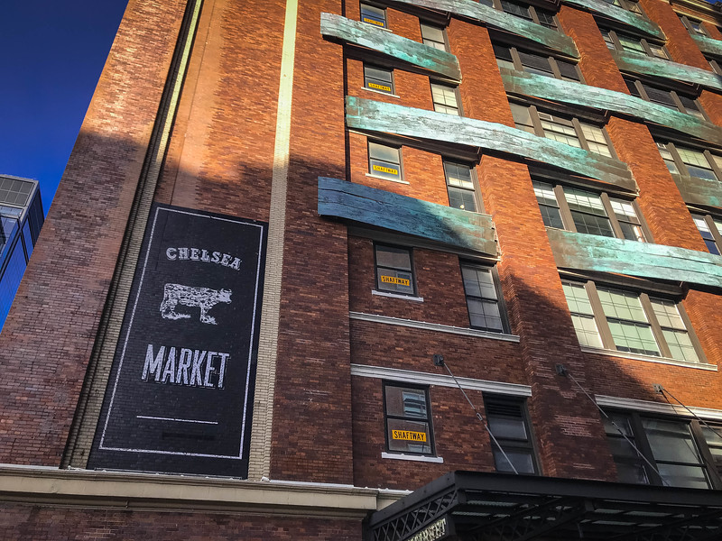 chelsea market neighborhood