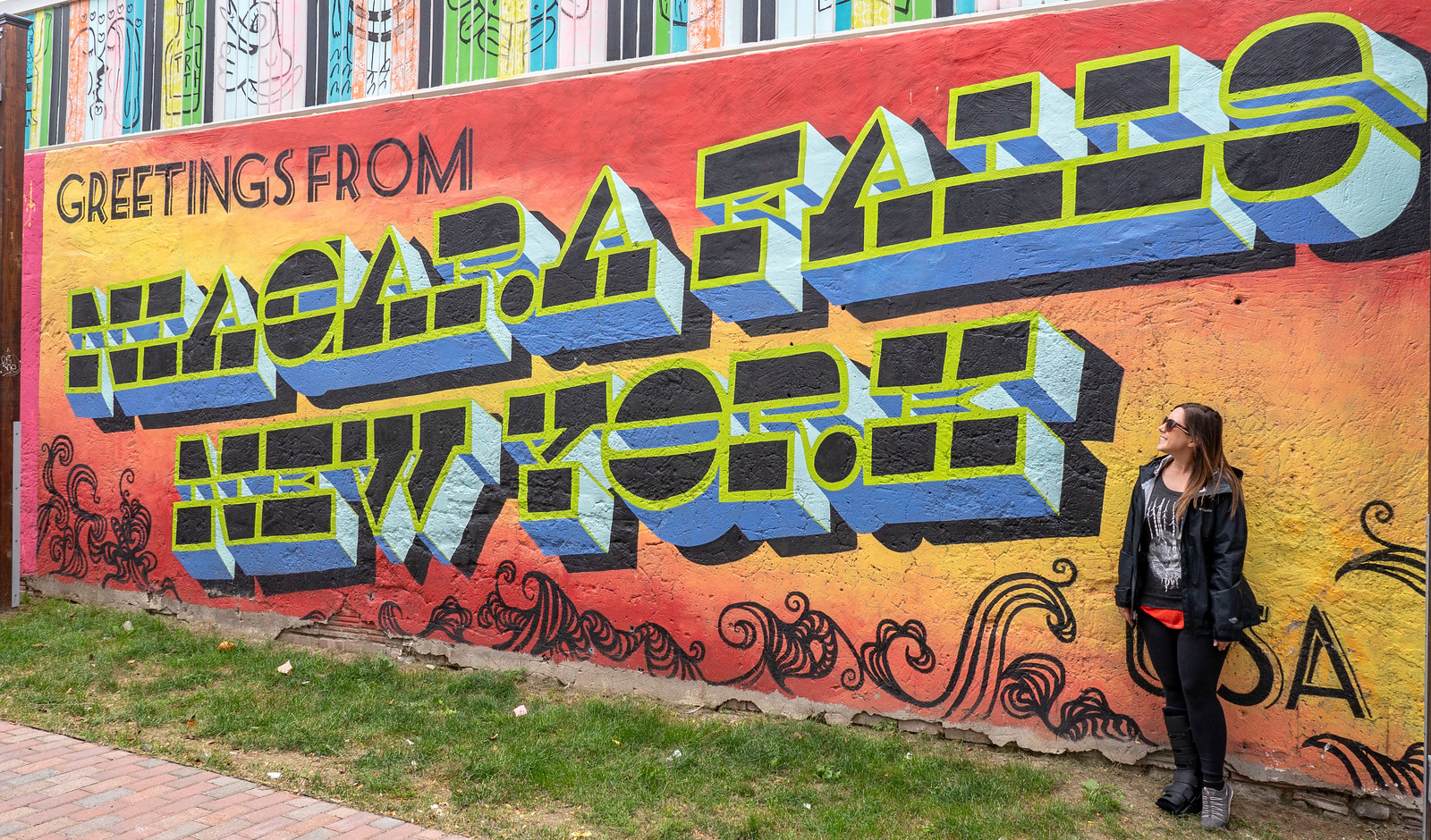 Where to Find Street Art in Buffalo and Niagara Falls, NY - Art Alley