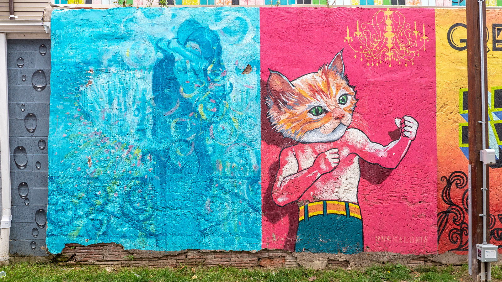 Where to Find Street Art in Buffalo and Niagara Falls, NY