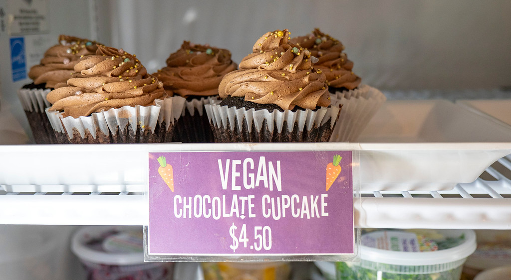 Dutchess County Restaurants: Veggie Go-Go in Wappingers Falls for vegan and vegetarian options
