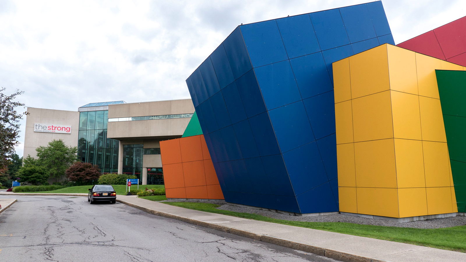 The Strong National Museum of Play in Rochester, New York