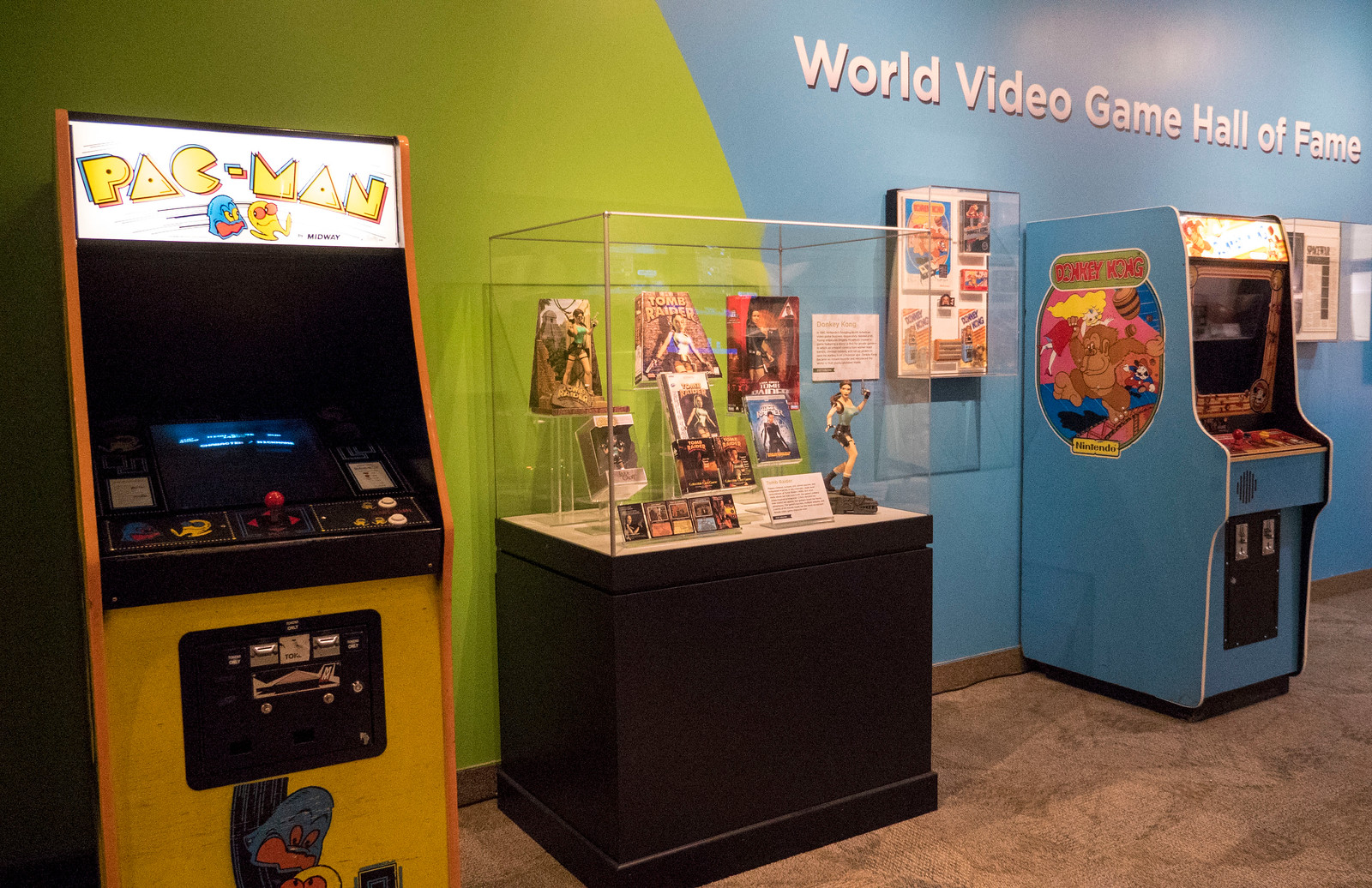World Video Game Hall of Fame at The Strong Museum