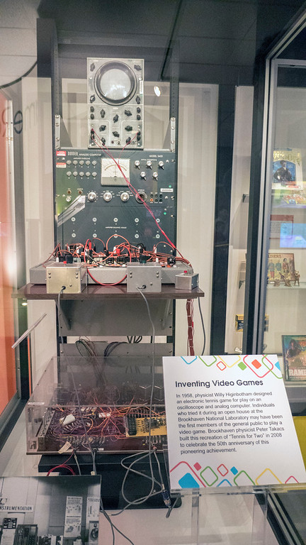Inventing Video Games - Mechanical predecessors at the Strong Museum of Play