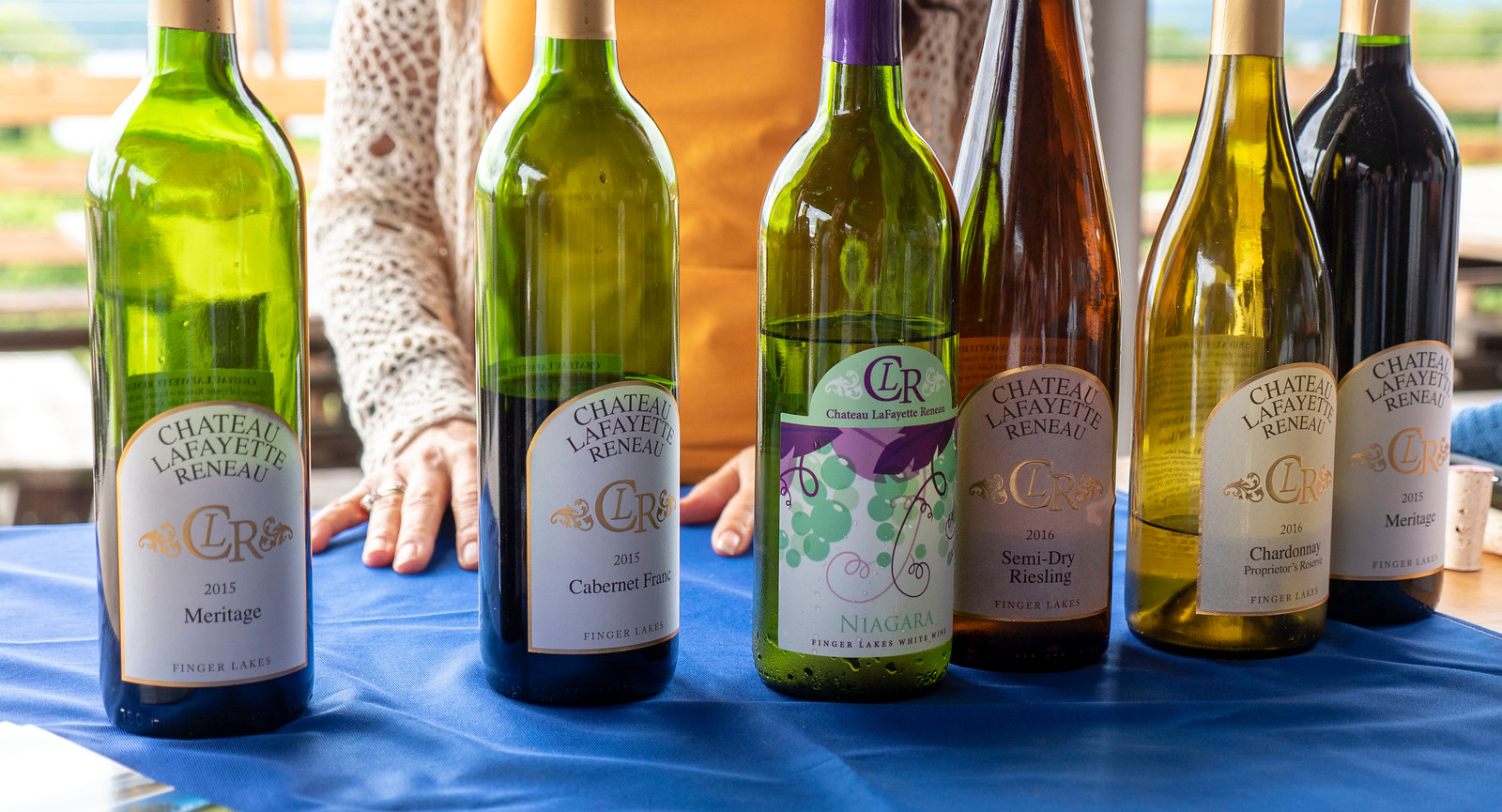 Vegan Wineries: 10 Best Wineries on Seneca Lake NY - Chateau LaFayette Reneau