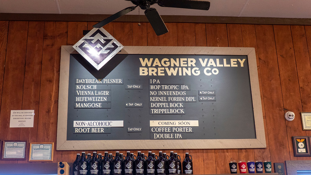 Wagner Valley Brewing Company - Finger Lakes breweries