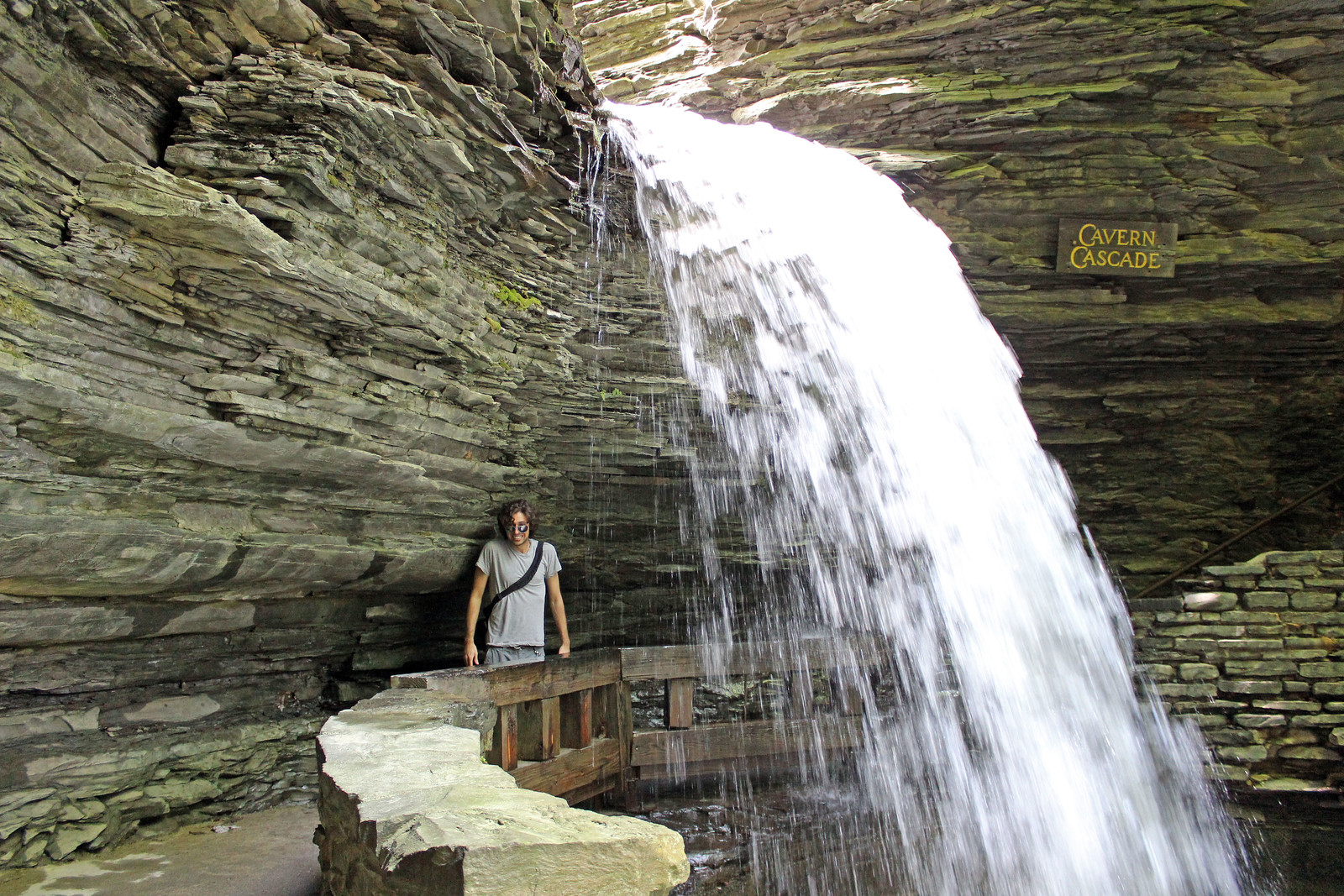 Watkins Glen State Park Waterfall - 1 Day in Watkins Glen NY Itinerary for Nature Lovers