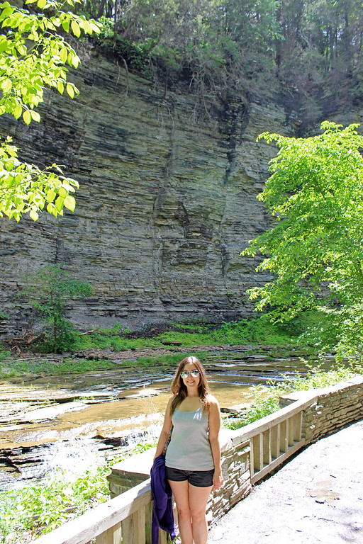 Watkins Glen State Park Gorge - Hiking in Watkins Glen NY