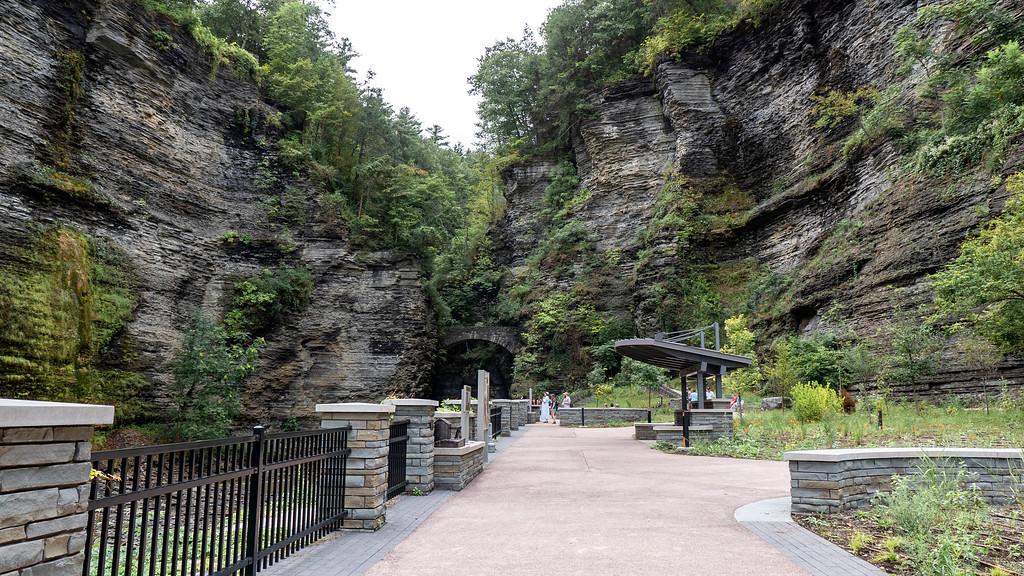 Watkins Glen State Park Entrance