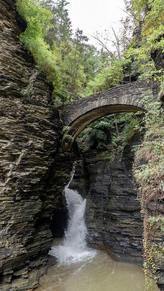 Entrance to the Watkins Glen Gorge
