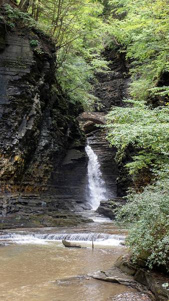 Central Cascade