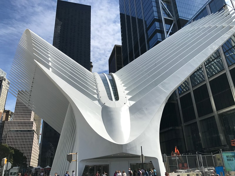 Oculus, Lower Manhattan