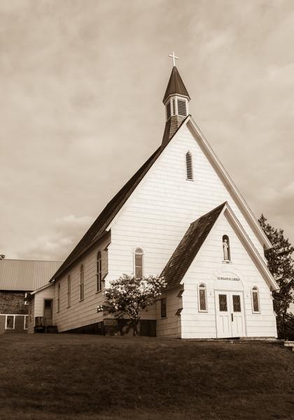 St. William R.C. Church, Raquette Lake