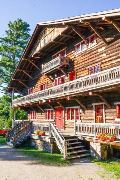 Sagamore Main Lodge