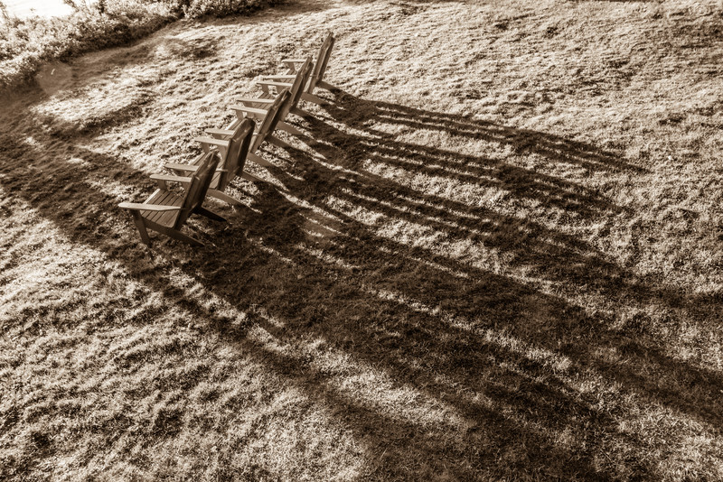 Adirondack Shadows