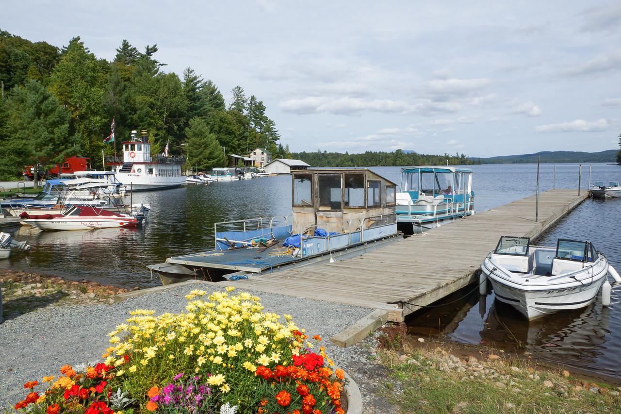 Raquette Lake Harbor