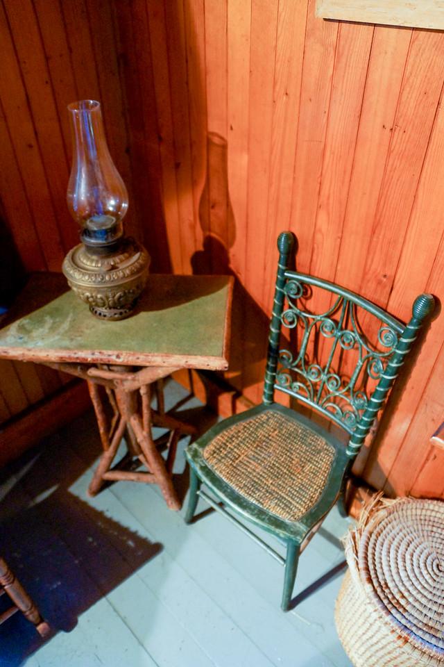 Cabin Corner, Camp Pine Knot