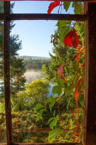Window to Sagamore