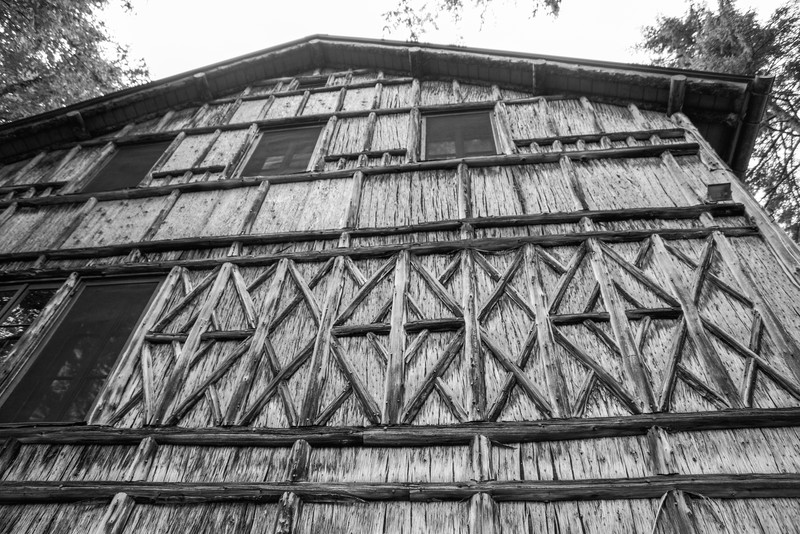 Wood Siding Pattern, Camp Sagamore