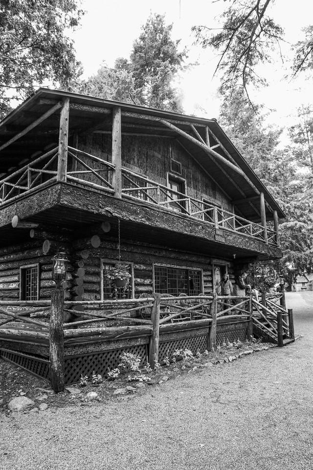 Swiss Chalet, Camp Pine Knot